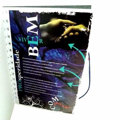Papel de Gente - Caderno campanha de Causa Branco. Trata-se de um caderno produzido com lay out e conteúdo da Mostra Que loucura é essa? portanto ao adquirí-lo a empre...