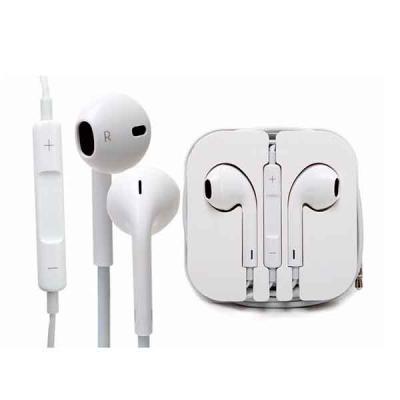 Star Promocionais - Fone de ouvido apple personalizado.