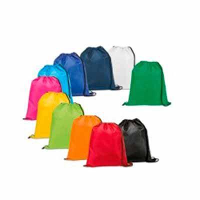 Star Promocionais - Mochila Saco em tecido Microfibra Personalização em silk ou Transfer Tamanho 35 x 42 cm Disponível em diversas cores e acabamentos  Modelo ideal para...
