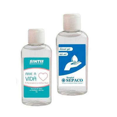 Star Promocionais - Álcool gel promocional personalizado