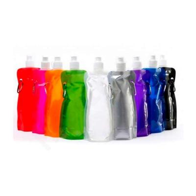 Star Promocionais - Squeeze dobrável personalizado em silk