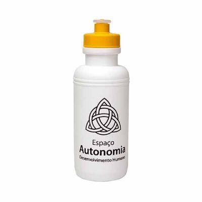 Star Promocionais - Squeeze Plástico com capacidade de 500 ML  Gravação em silk ou transfer  Capacidade de 500 ml e disponível em diversas cores Brindes ideal para fideli...
