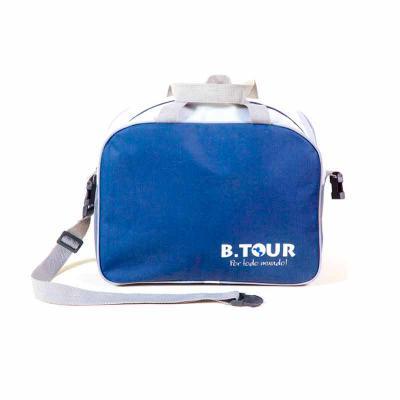 Super Bag Artigos Promocionais - Bolsa extremamente prática e útil em viagens, tanto para curtas quanto para longas distâncias.  Ótimo custo x benefício!  Possui alça de ombro e mão.