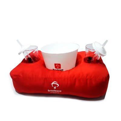 Bellaver Bolsas Promocionais - Almofada personalizada