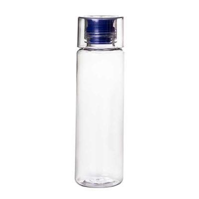 Smart Promocional - Fabricado em Tritan/ BPA free, transparente, detalhe de silicone azul. Com capacidade para 500ml, o TRITAN é um material a base de copoliéster, sendo...