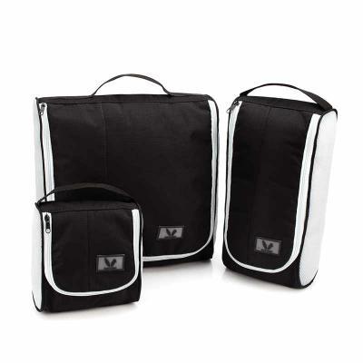25d106d1f Black Bunny - Kit Organizadores de Mala Viagem com 03 Bolsas