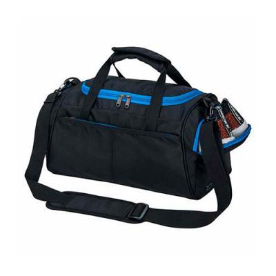 Black Bunny - Mala bolsa de viagem com bolso porta sapatos