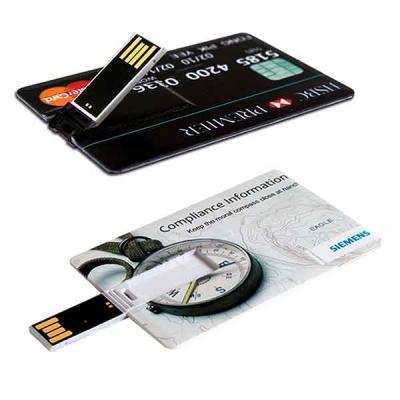 ALL PEN - Pen Drive Cartão Personalizado