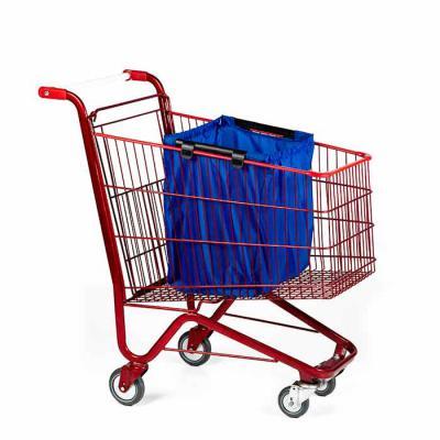 Pesquisa Brindes - Sacola Bag de mercado com alça.