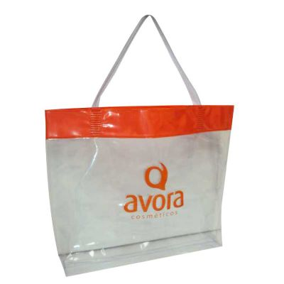 Jumas Produtos Promocionais - Sacola de PVC personalizada