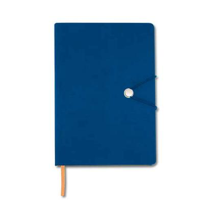 box-brindes - Bloco de anotação com fecho de pino