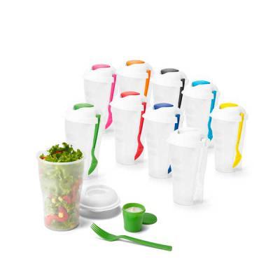 Box Brindes - Copo plástico para salada