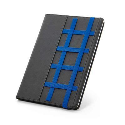 Box Brindes - Bloco capa dura em couro sintético personalizado