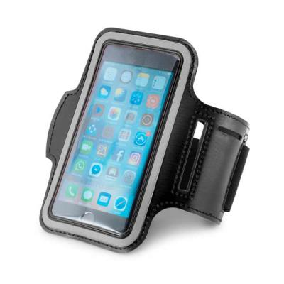 Box Brindes - Braçadeira para celular personalizada
