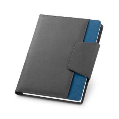 Box Brindes - Capa em couro sintético com caderno