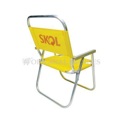 Original Brindes - Cadeira de praia alta master