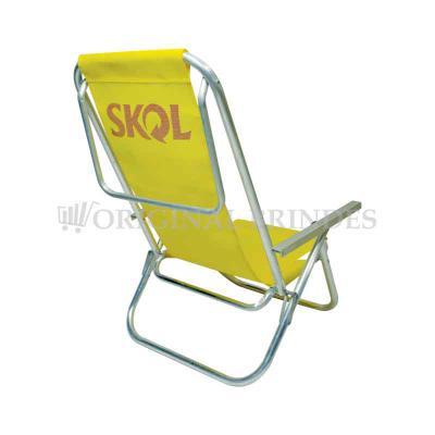 Original Brindes - Cadeira de praia preguiçosa