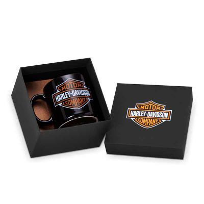 FCFIT BOLSAS - Kit Caneca de porcelana com caixa cartonada