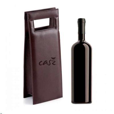 Projeto Promocional - Porta garrafa de vinho