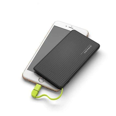 SOMA Brindes - POWER BANK COM ADAPTADOR LIGHTNING