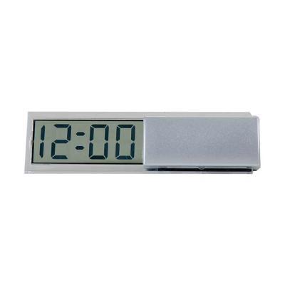 Soma Brindes - Relógio plástico digital com visor lcd. Ao apertar duas vezes o botão MODE irá configurar o mês (aperte SET para alterar e após MODE para continuar co...