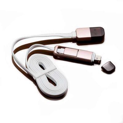 qi-brindes - Cabo de Dados USB