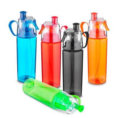 qi-brindes - Garrafa com spray personalizada