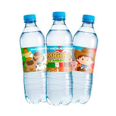 QI Brindes - Água personalizada