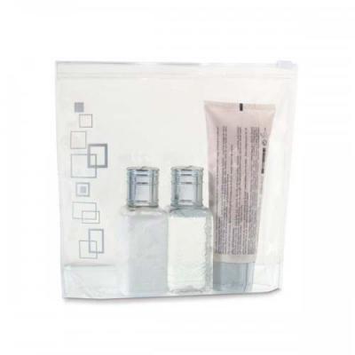 QI Brindes - Bolsa de cosméticos pvc