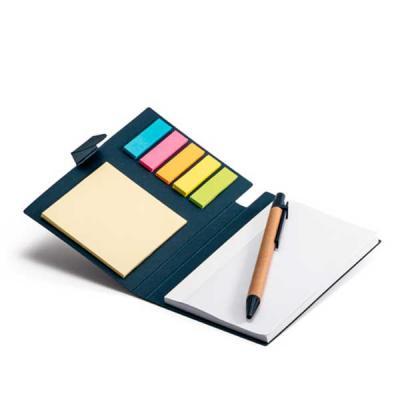 QI Brindes - Caderno personalizado
