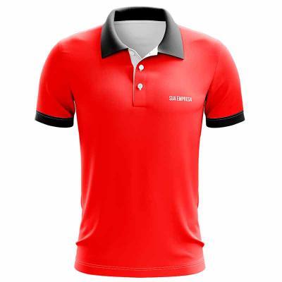 QI Brindes - Camisa Polo