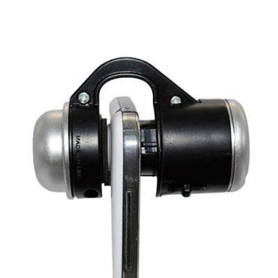 qi-brindes - Universal 30X Zoom Lente para microscópio para celular