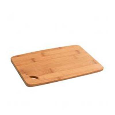 qi-brindes - Tábua de queijos. Bambu. Food grade. 200 x 143 x 9 mm,  Personalização a laser