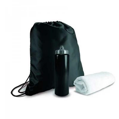 Tiff Brindes - Kit Esportivo Personalizado com 3 Peças