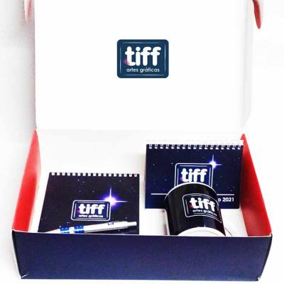 Tiff Brindes - Kit Escritório Personalizado