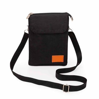Tiff Gráfica - Mini Bolsa Personalizada Transversal de Nylon