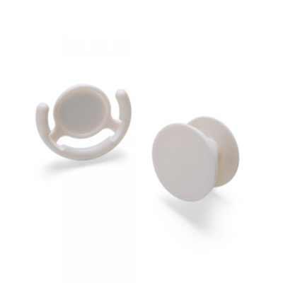 """Tiff Gráfica - Suporte plástico para celular. Material plástico colorido, possui """"disco"""" anelar retrátil que ao puxá-lo abrirá o encaixe para os dedos e possibilitar..."""