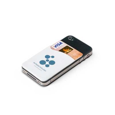 Tiff Gráfica - Porta Cartão para Celular Personalizado