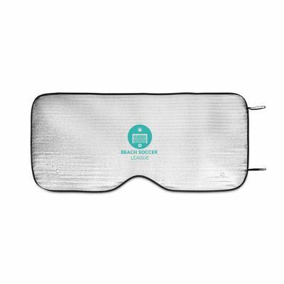 Tiff Brindes - Protetor solar para carros Personalizado
