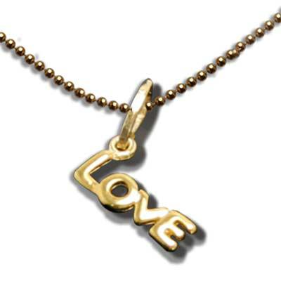 Fox Brindes que Valem Ouro - Colar love promocional