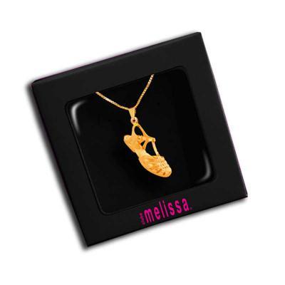 Fox Brindes que Valem Ouro - Miniatura Melissa e caixinha com visor personalizada