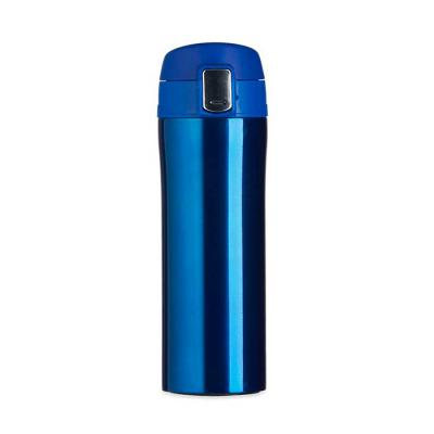Maxim Brindes - Garrafa térmica metálica 350ml com revestimento interno em Inox - Disponível em 3 cores