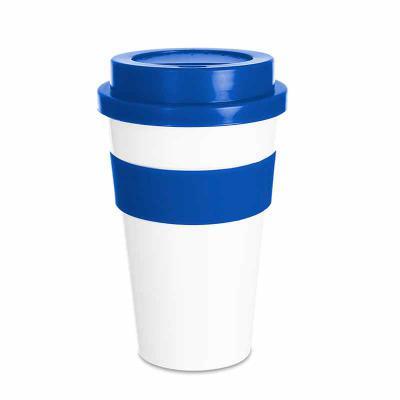 Maxim Brindes - Copo plástico 480ml com tampa. Produzido em polipropileno e livre de BPA, o copo possui uma luva de silicone (removível) que impede a transferência de...