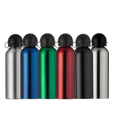 Maxim Brindes - Squeeze de alumínio 500 ml - Disponível em várias cores.