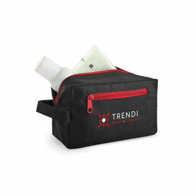 Maxim Brindes - Necessaire de nylon personalizada