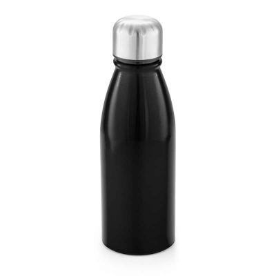 Maxim Brindes - Squeeze de Alumínio 500ml com tampa em Inox