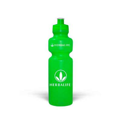 MAIZ BRINDES - Squeeze 750ml Resistente e Flexível com Bico de PVC Cristal Fabricante: Maiz Brindes   Squeeze de PE Capacidade 750ml Resistente e flexível  T...