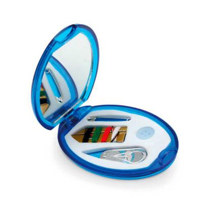 FCFIT Bolsas Thermal Bags - Kit de costura. Incluso 1 agulha, 1 enfia agulha, 1 botão, 4 linhas de cor e 1 alfinete. 75 x 55 x 10 mm
