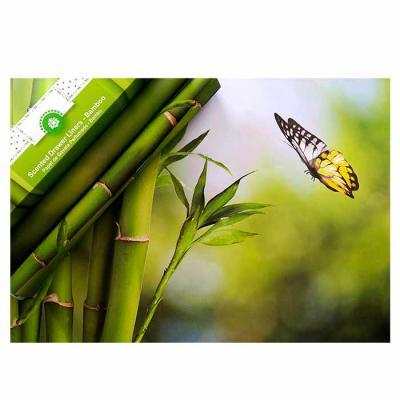 Croma Microencapsulados - Papel para forrar gaveta perfumado - Aroma bambu -Produto totalmente diferenciado, sofisticado e envolvente. Proporciona a perfeita forração de gaveta...