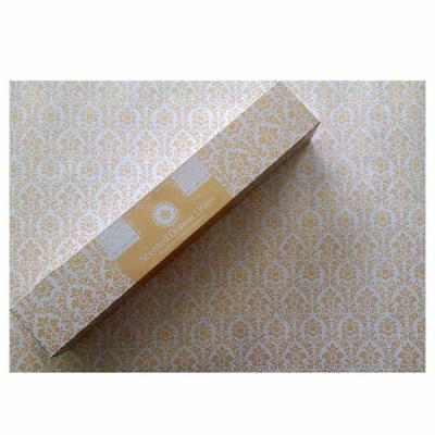 Croma Microencapsulados - Papel de gaveta perfumado com 5 folhas. Produto totalmente diferenciado, sofisticado e envolvente. Proporciona a perfeita forração de gavetas, para ma...